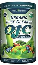 Purity Products OJC Certified Organic Juice Cleanse Plus - Berry Surprise