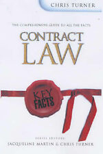 Contract Law (Key Facts), Chris Turner, Jacqueline Martin