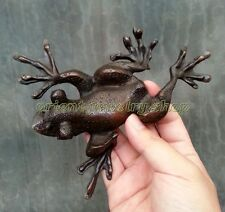 Collectables! China old Dynasty Chinese Bronze Statue - Frog NRo