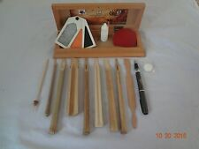 10X Calligraphy kit set box pen arabic urdu Farsi Qalam Kalam Reed bamboo pen