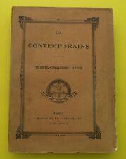 Les contemporains ( 35 ème série ) 1909 -  Biographies du 19e Siècle