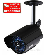 Security Camera Infrared Day Night Vision Outdoor 36 LEDs CCTV Surveillance B1A