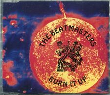 The Beatmasters   CD-Single ( 3 INCH)   BURN IT UP   (c) 1988 ( REMIXES)