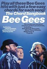 Bee Gees The Chord Songbook Learn to Play Pop Rock Guitar Lyrics Music Book