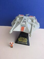 star wars ACTION FLEET SNOWSPEEDER inc pilot figure MICRO MACHINES A79