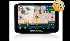 "MAP MY INDIA Lx350 CAR GPS NAVIGATION SYSTEM 4.3"" TOUCH SCREEN AUDIO VIDEO PLAY"