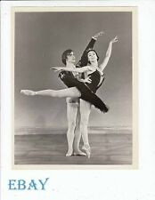 Rudolph Nureyev Margot Fonteyn VINTAGE Photo