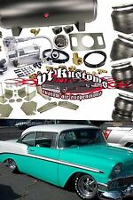 55-57 Bel Air Air Ride Suspension Kit