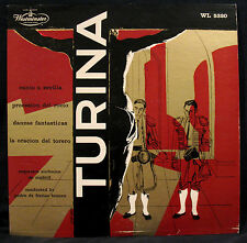 TURINA-La Prcesion Del Rocio-PEDRO BRANCO-MADRID ORCHESTRA-WESTMINSTER #WL 5320