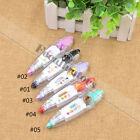 Deco Rush Decoration Pen Stickers Tape Animals Pattern for DIY Diary 4M 1PC
