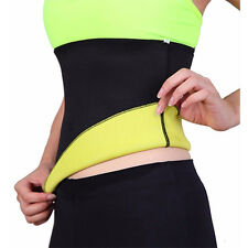 XXXL Hot Sweat Slim Belt Neoprene Waist Body Shaper Brace, Birthday Xmas Gift