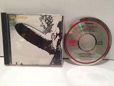 LED ZEPPELIN - ST CD 1990 SD 19126-2 ATLANTIC ORIGINAL