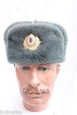 Robuste Ckapska Russe (Forces de l'Ordre)-Tour de tête 56 cm uniquement