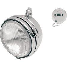 75-89 FX Shovelhead Evolution Sportster 67705-74 HEADLIGHT With H4 Bulb