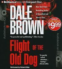 Flight of the Old Dog by Dale Brown (2010, CD, Abridged)