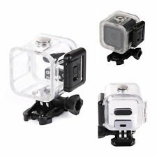 Underwater Waterproof Protective Housing Case Cover For GoPro Session 4 Camera