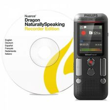 Philips Voice Tracer 2710 Digital Recorder With Speech Recognition - DVT2710