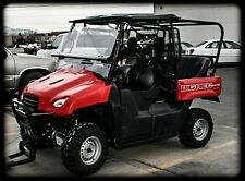 Big Red Honda Back Seat & Roll Cage Kit