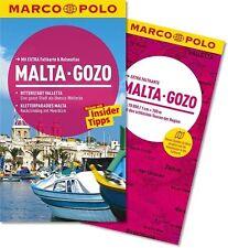 !! Malta Gozo mit Karte 2014 ungelesen Reiseführer Urlaub Marco Polo