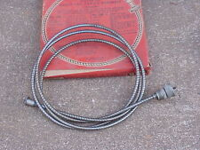 1937 38 39 Plymouth Dodge DeSoto Chrysler NORS SPEEDO CABLE 30 31 32 Studebaker
