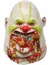Chunk the Clown Scary Adult Halloween Latex Mask FS009