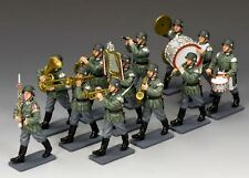 King and (&) Country  WH013 - The 12-piece Classic Wehrmacht Band