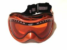 Smith Ski Motorcycle Snowboard Goggles-Brown Tinted