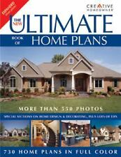 The New Ultimate Book of Home Plans: Lowe's Branded-ExLibrary