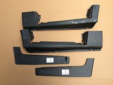 1 x Pair of Ford Transit OUTER SILLS & INNER SILL REPAIR PANELS 1986-2000