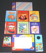 DISNEY READ TOGETHER SET New BOOKS Early Readers BEGINNER Learn ACTIVITY Kit