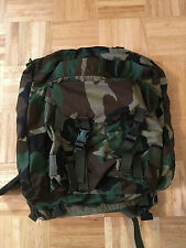 Pack Patrol Combat USAF Military Issue SP0100-01-D-4028-0002 Woodland Camouflage