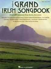 Grand Irish Songbook Celtic Danny Boy Molly Malone Piano Vocal Guitar Music Book