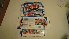 Hostess (Interstate Brands) Suzy Q's Empty Collectible Box