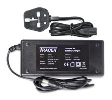 DEBEN TRACER 3A FAST CHARGER FOR LITHIUM ION BATTERY PACK 12V 8ah 10ah 14ah 22ah