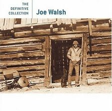 Definitive Collection - Joe Walsh (2006, CD NIEUW)