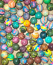 "250 Superballs, Super, Bouncy Balls 27 mm, 1"" for vending awards or party favors"