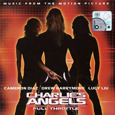 Charlie's Angels: Full Throttle by Original Soundtrack (CD, Jun-2003, Sony)