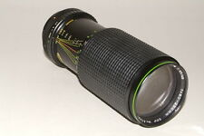 Canon FD fit Sunagor f4.5-4.8 80-250mm lens