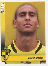 N°272 YOUCEF SEKOUR # MAROCCO LIERSE.SK STICKER PANINI FOOTBALL 2011