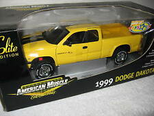 1999 DODGE DAKOTA PICKUP ELITE SERIALIZED ERTL 1:18  DOORS HOOD TRUNK OPEN UP