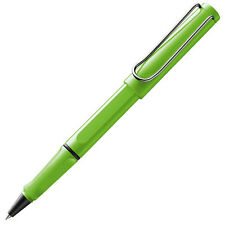 LAMY SAFARI GREEN  ROLLERBALL PEN LIMITED EDITION L1330640 NEW BOXED