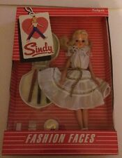 Pedigree Sindy Fashion Faces 12 Inch Doll With Make Up Mint In Sealed Box