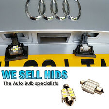 CANBUS LED 36mm 6 SMD AUDI A2 A3 A4 A6 A8 Q7 239 272 NUMBER PLATE  / Interior