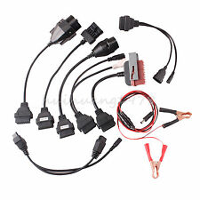 8x OBD 2 Test Cables For AUTOCOM CDP Pro Cars Diagnostic Interface Scanner Set