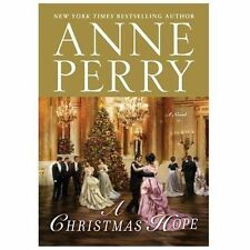 A Christmas Hope by Anne Perry - Mygstery -  Hardcover