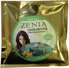 2 x 500g pack CASSIA OBOVATA NEUTRAL HENNA SENNA POWDER