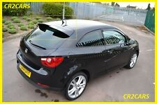 SEAT IBIZA 6J 3 door REAR/ROOF SPOILER (2008-2014)