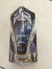 Bandai Mighty Morphin Power Rangers The Movie Blue Ranger NEW