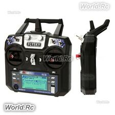 FS-i6 AFHDS 2A 2.4GHz 6CH Radio Transmitter With FS-iA6 Receiver For Quad Drone