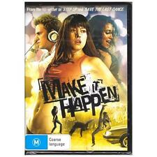 DVD MAKE IT HAPPEN Mary E Winstead 2008 Drama Dance Burlesque PAL REGION 4 [BNS]